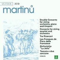 Martinu: Double Concerto, Les Fresques de Piero della Francesca