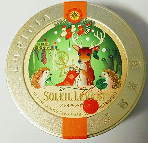 緑茶 フレーバードティ ソレイユルヴィン