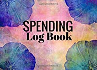 Spending Log Book: Watercolours 6 Column Payment Record Tracker | Manage Cash Going In & Out | Simple Accounting Book | Small & Compact | 100 Pages (Money Management) (Volume 6) [並行輸入品]