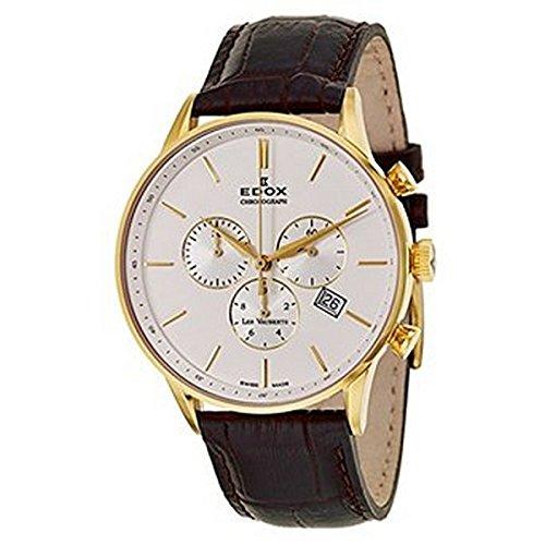 エドックス EDOX 腕時計 メンズ クロノグラフ 10408-37JA-AID 並行輸入品