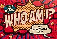 Who Am I ?The Identity Crisisカードゲーム