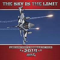 The Sky Is the Limit 2019 Calendar