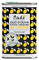 Nudo Extra Virgin Olive Oil Stone Ground with Real Lemons