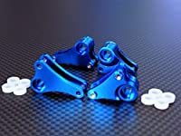 RCスペアパーツ Traxxas 1/16 Mini E-Revo, Mini Slash Upgrade Parts Aluminum Front+Rear Rocker Arm - 4Pcs Set Blue