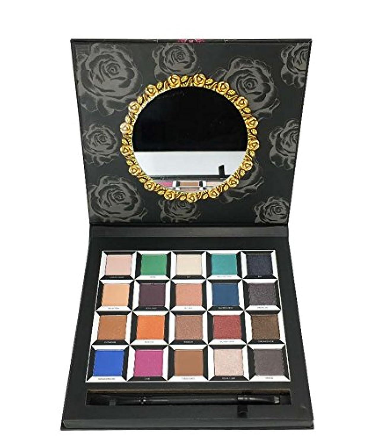 設置タンパク質懺悔OKALAN Pressed Pigment Palette Eyeshadow Palette (並行輸入品)