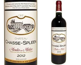 シャトー・シャス・スプリーン 2012年 750ml Chateau Chasse Spleen
