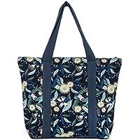 Australiana Gum Blossom Insulated Tote Bag Gum Blossom Insulated Tote Bag, Blue/Multi, PNSGAU05