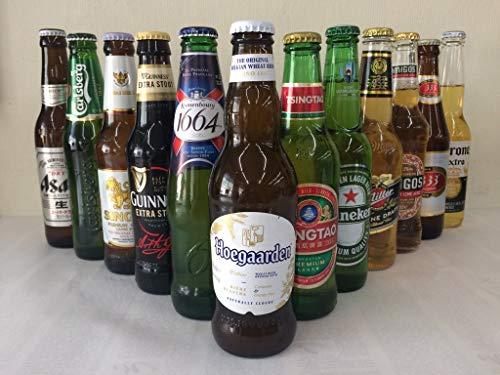 世界のメジャービール 飲み比べセット 12本 12種