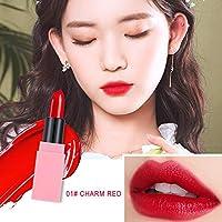 口紅、Spring Makeup Cherry Blossom Colorinaのためのロマンチックな桜の口紅。