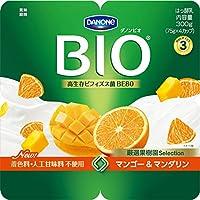 [冷蔵] ダノン ビオ マンゴー&マンダリン 75g×4カップ