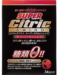 シトリック アミノ スーパースリム&シェイプ 6g×14包