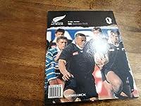 ノート A4サイズ ラグビー オールブラックス ニュージーランド