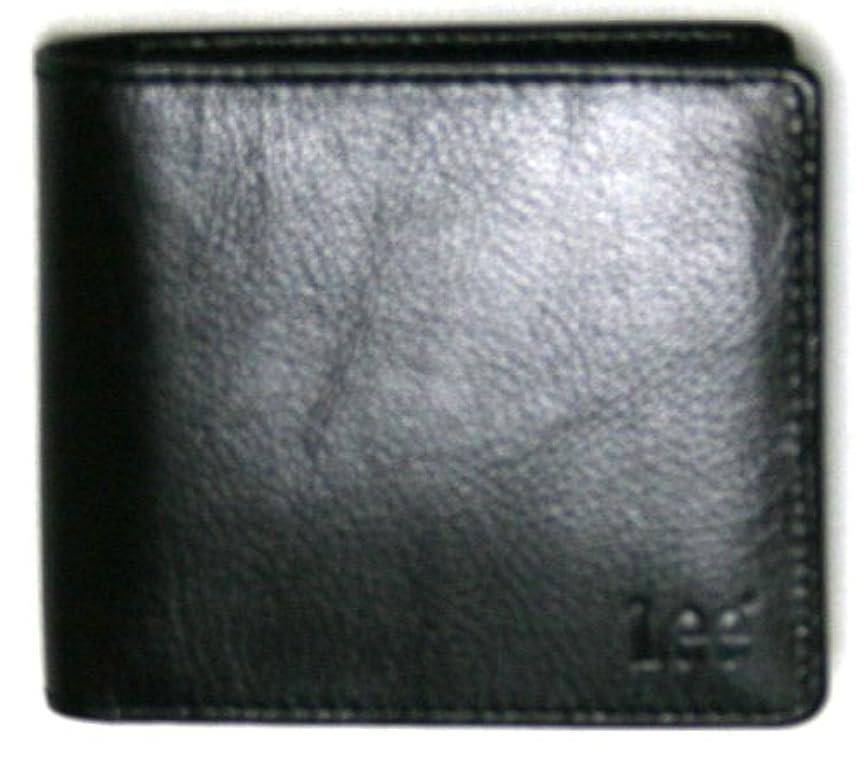 アンケート腸に付ける[0520234][リー]LEE Book型 二つ折り財布 (イタリアンレザー)