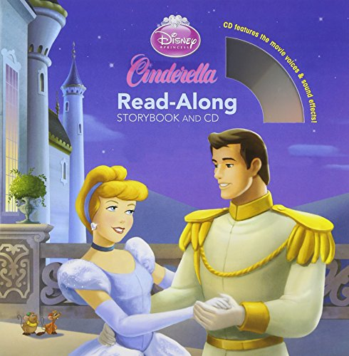 Cinderella Read-Along Storybook and CDの詳細を見る