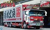 青島文化教材社 1/32 バリューデコトラ エクストラシリーズ No.3 押田運送 すずたろう プラモデル