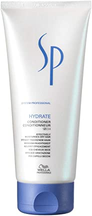 Wella SP Hydrate Hair Conditioner for Normal to Dry Hair, 200ml