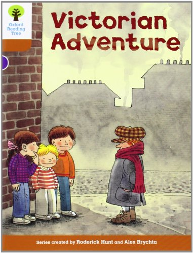 Oxford Reading Tree: Level 8: Stories: Victorian Adventureの詳細を見る