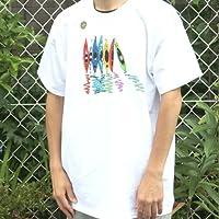 リバティーグラフィックスTシャツ・カヤック リフレクション