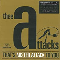 Thats Mister Attack to You [12 inch Analog]