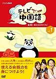 テレビで中国語 実感!伝えるヨロコビ [DVD]