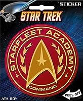 "ata-boy Star Trek Starfleet Academy 4""フルカラーステッカー"