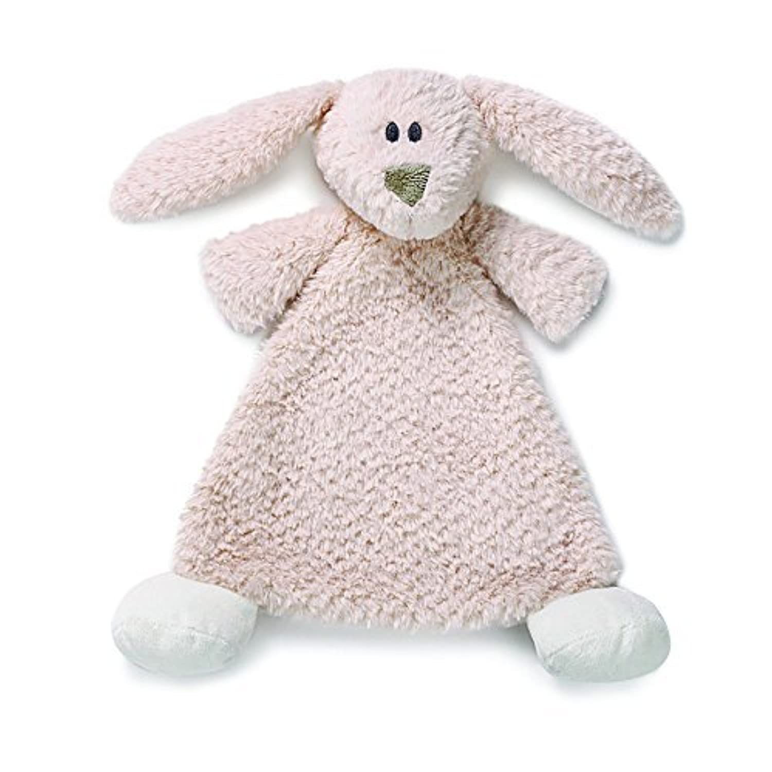 Nat and Jules Rattle Blankie, Belina Bunny by Nat and Jules [並行輸入品]