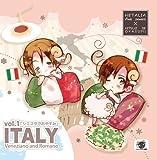 ヘタリア×羊でおやすみシリーズVol.1 シエスタでおやすみ Italy 初回版