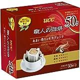 UCC 職人の珈琲ドリップ あまい香りのモカブレンド 50P 350g