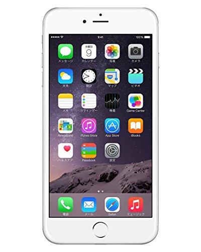 Apple docomo iPhone6 Plus A1524 (MGAJ2J/A) 64GB シルバー