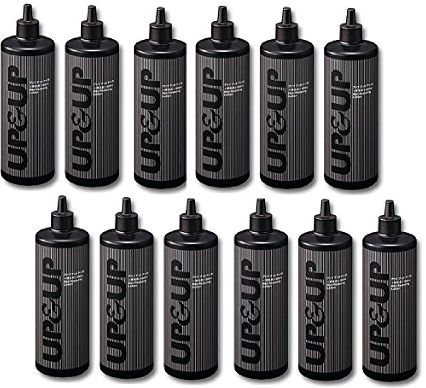 泥沼つまずくクルー林原 H+Bライフサイエンス UP&UPS育毛剤 500ml x12本セット