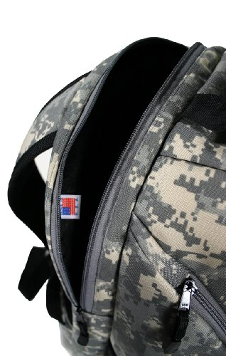 Eclipse Solar Backpack - Camo by Eclipse