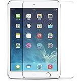 Rovski iPad Pro9.7(インチ)用 2016改善版 iPad Air/ Air2用 強化ガラスフィルム 高透明度0.26mm 超薄型 表面硬度9H 指紋・気泡防止 耐衝撃 液晶保護フィルム