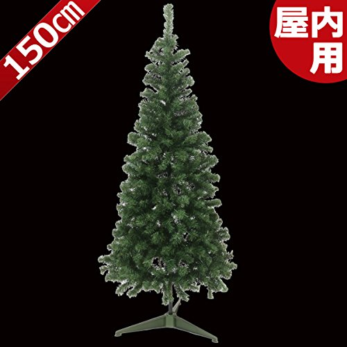 クリスマスツリー 150cm ポップアップツリー [ ヌードツリー ]