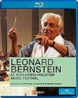 レナード・バーンスタイン / シュレスヴィヒ=ホルシュタイン音楽祭 (Leonard Bernstein at Schleswig-Holstein Musik Festival) [Blu-ray] [輸入盤] [日本語帯・解説付]