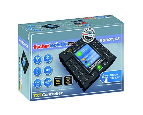 Fischertechnik(フィッシャーテクニック)Computingシリーズ Robotics TXT コントローラーPA-31