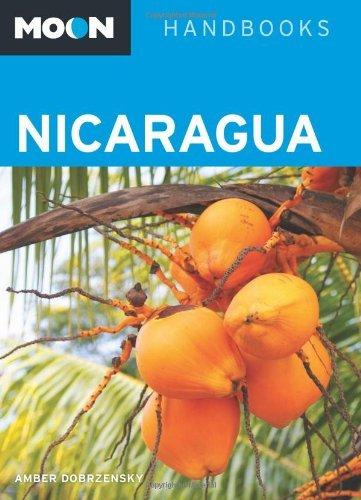 Moon Nicaragua (Travel Guide) (English Edition)