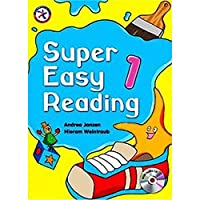Super Easy Reading 1 Student Book with Audio CD