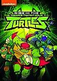 Rise Of The Teenage Mutant Ninja Turtles [DVD]