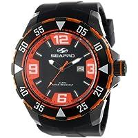 Seapro Men's SP1113 Year-Round Analog Quartz Black Watch