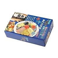 八郎めん 生・秋田の麺家「周助ラーメン」冷し中華 5食入