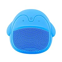 創造的なシリコーンクレンザー電気ソニック顔洗濯機美容ブラシ多機能顔洗浄オラクルクレンジングブラシ サイズ 2