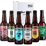 ホップの魔術師が造るビール ブリュードッグ BREWDOG [6種類] 飲み比べ6本 ギフトセット 【パンクIPA/デッドポニークラブ/インディー/ヘイジージェーン/クロックワークタンジェリン 】