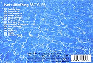 Every Little Thing - BEST CLIPS [DVD]