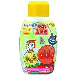 あわ入浴剤ボトルタイプ アンパンマン