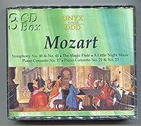 Mozart 3 CD Box