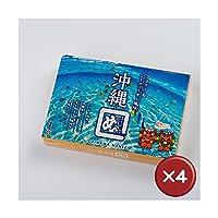 沖縄めんべい8袋 4箱セット