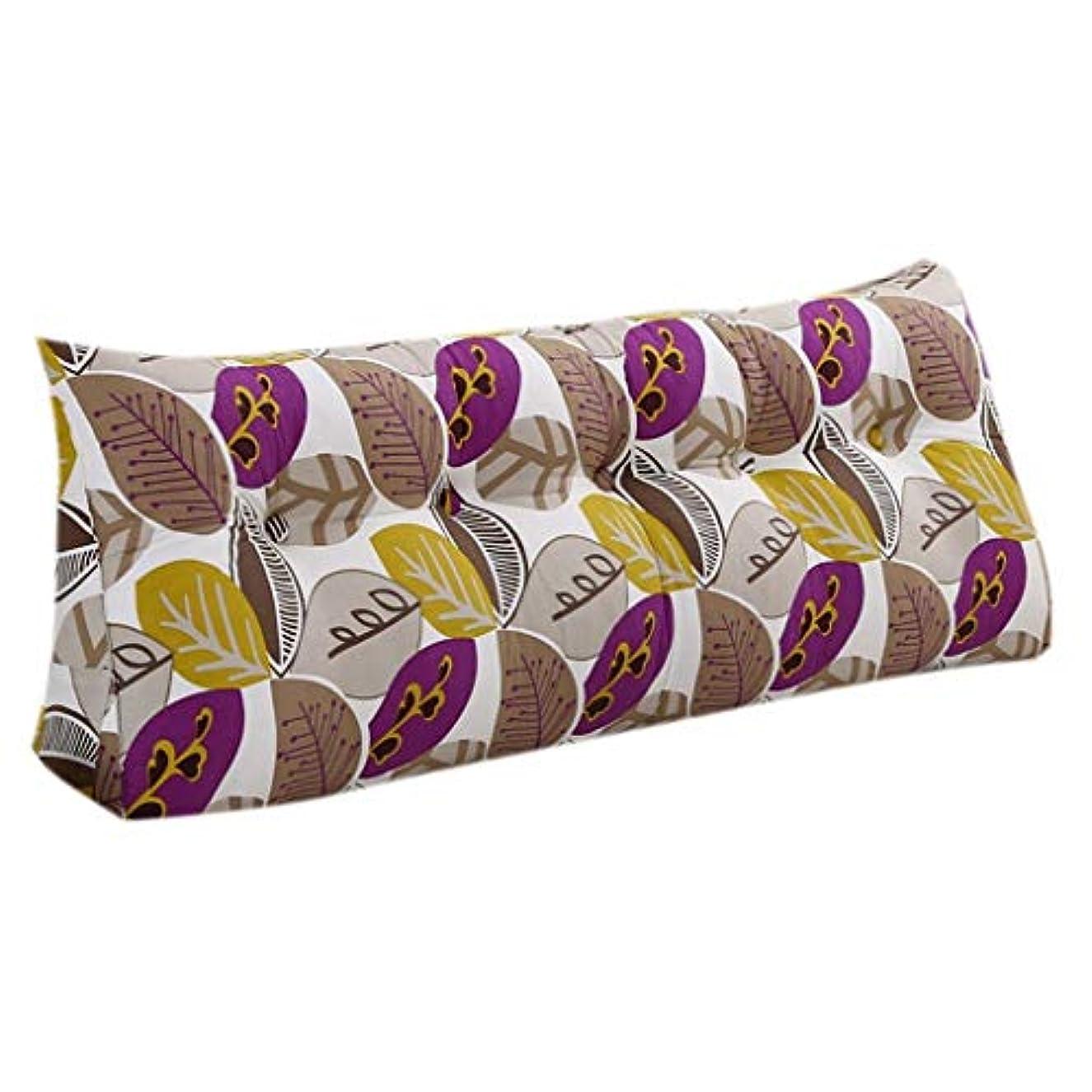 ダイエット論争いう18-AnyzhanTrade ベッドサイドソファー付き大きなソフトバッグベッドロング枕取り外し可能ダブルマットウエストバッククッション枕クッション (Color : E)