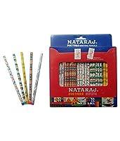 –Nataraj鉛筆ジャンボパック100のWriting Bondedリード鉛筆( HB )