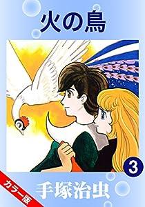 【カラー版】火の鳥 3巻 表紙画像