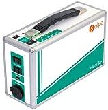 クマザキエイム SOLPA 「コンセントから充電するコンパクトな充電池」 家庭用ポータブル蓄電池 【elemake】 SL-200